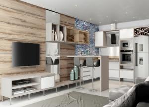 Apartamentos compactos são uma grande tendência