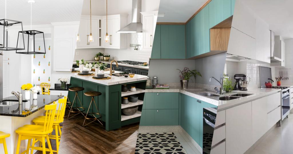 5 dicas de cores para você utilizar na sua cozinha